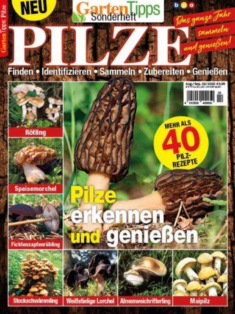 Garten-Tipps Sonderheft Pilze – 02/2020
