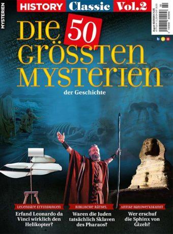 History Classic Vol. 2 Die 50 größten Mysterien
