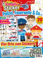 Kids Kreativ Sticker: Helden erleben 07/2020