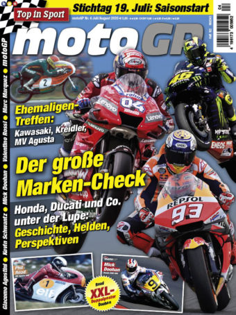 Top in Sport – MotoGP Heft 04/2020