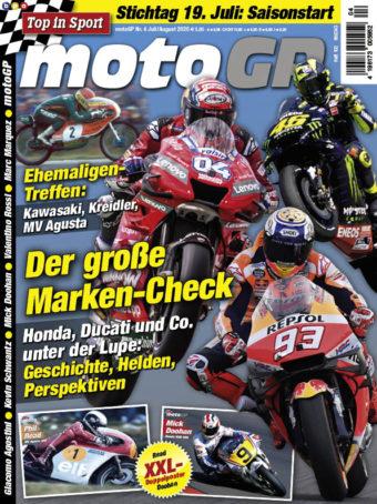 Top in Sport – MotoGP Heft 04/2020