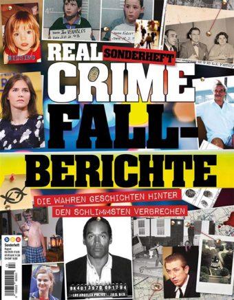 Real Crime Sonderheft Fallberichte – 03/2020