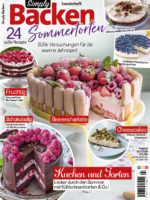 Simply Backen Sonderheft Sommertorten – 01/2020