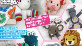 Sonderheft Häkeln Amigurumi Vol. 25 – Knuffeltiere 01/2020