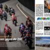 Ein Rennen gegen die Zeit - Top in Sport – MotoGP Heft 03/2020