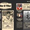60er & 70er - Sportplaner Fußball Legenden Vol. 2