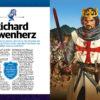 Berühmte Ritter - All About History Heft 04/2020