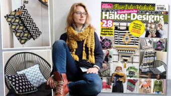 Simply Kreativ Sonderheft Skandinavische Häkel-Designs