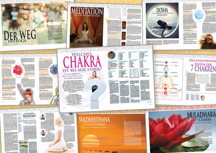 Yoga-Therapie: 7 Chakren – 02/2020