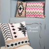 Häkelanleitung - Pastell-Kissen - Simply Kreativ Sonderheft Skandinavische Häkel-Designs