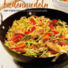 Rezept - Fadennudeln mit Hähnchen in Sesammarinade - Simply Kochen Nudeln selbst gemacht 01/2020