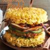 Rezept - Ramennudel-Burger - Simply Kochen Nudeln selbst gemacht 01/2020