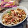 Rezept - Rosmarin-Thymian-Bandnudeln in Ziegenkäse-Creme - Simply Kochen Nudeln selbst gemacht 01/2020