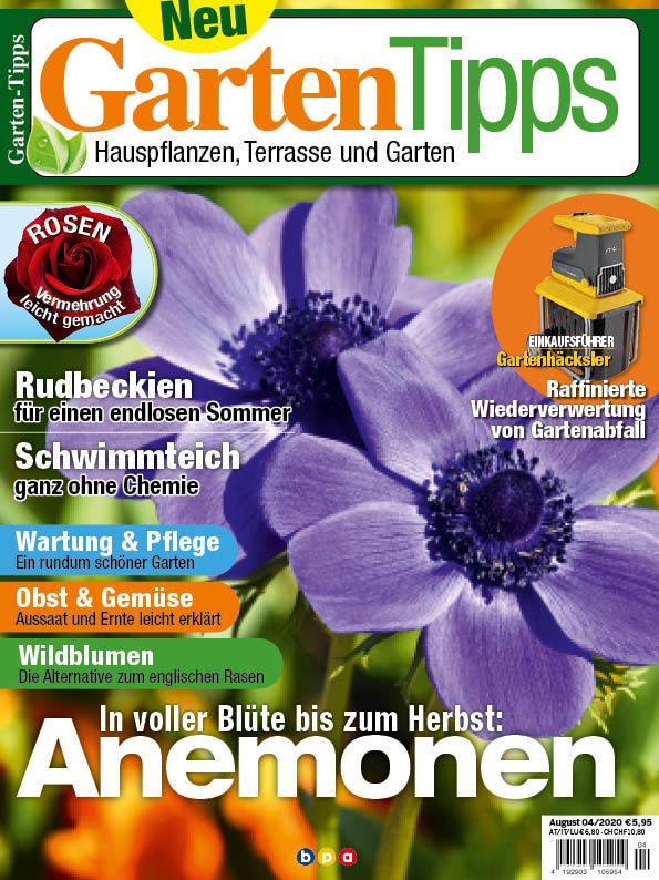 Garten-Tipps – 04/2020