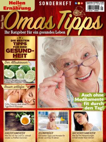 Heilen mit Ernährung Sonderheft: Omas Tipps 01/2020