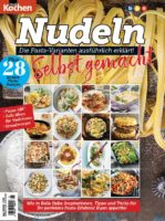 Simply Kochen Nudeln selbst gemacht 01/2020