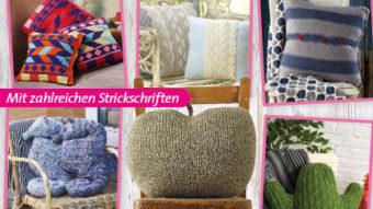 Simply Stricken kompakt Kissen 05/2020