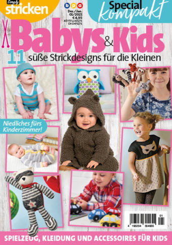 Simply Stricken Kompakt Babys und Kids 01/2021