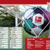 Inhalt - Sport Planer Bundesliga 2020/21 + Beileger