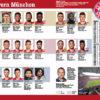 Bayern München - Sport Planer Bundesliga 2020/21 + Beileger
