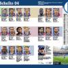 FC Schalke 04 - Sport Planer Bundesliga 2020/21 + Beileger