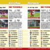 1. Liga - Sport Planer Bundesliga 2020/21 + Beileger