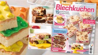 Simply Backen Blechkuchen – 03/2020
