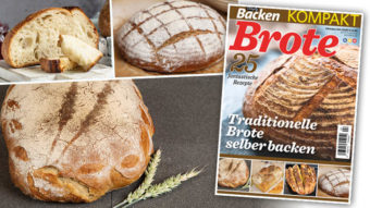 Simply Backen kompakt Brote 04/2020