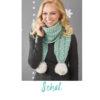 Häkelanleitung: Schal – simply häkeln Weihnachts-Special 0120