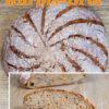 Rezept - Kürbis-Brot - Easy Backen mit Sauerteig mit Tommy Weinz – 01/2020