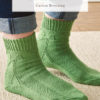Strickanleitung - Kristallklar - Best of Simply Stricken Socken 01/2020