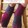 Strickanleitung - Quadratsocken - Best of Simply Stricken Socken 01/2020