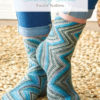 Strickanleitung - Smokey-Socks - Best of Simply Stricken Socken 01/2020