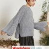 Strickanleitung - Wunderbares Volumen - Fantastische Herbst-Strickideen 05/2020