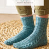 Strickanleitung - Zwiegespalten - Best of Simply Stricken Socken 01/2020