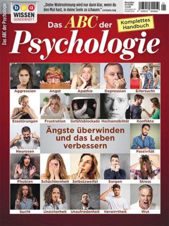 bpa Wissen Sonderheft: Das ABC der Psychologie – 01/2020