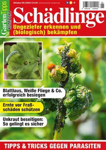Garten-Tipps kompakt: Schädlinge – 05/2020