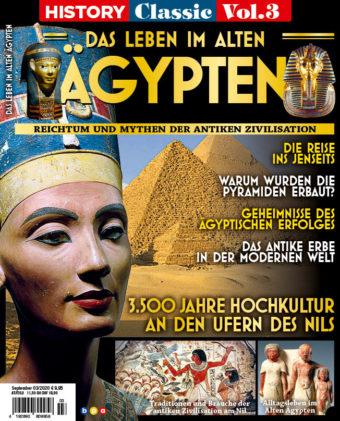 History Classic Vol. 3 Das Leben im Alten Ägypten