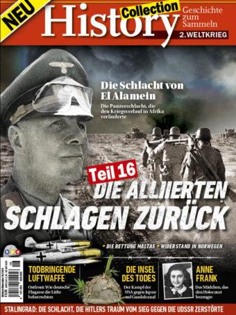 History Collection Teil 16 – Die Alliierten schlagen zurück - 16/2020