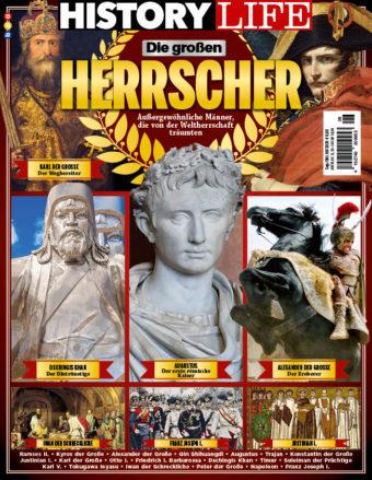 History Life: Die großen Herrscher
