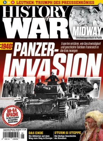History of War Heft 05/2020