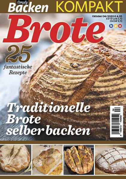 Simply Backen kompakt Brote 04/2020