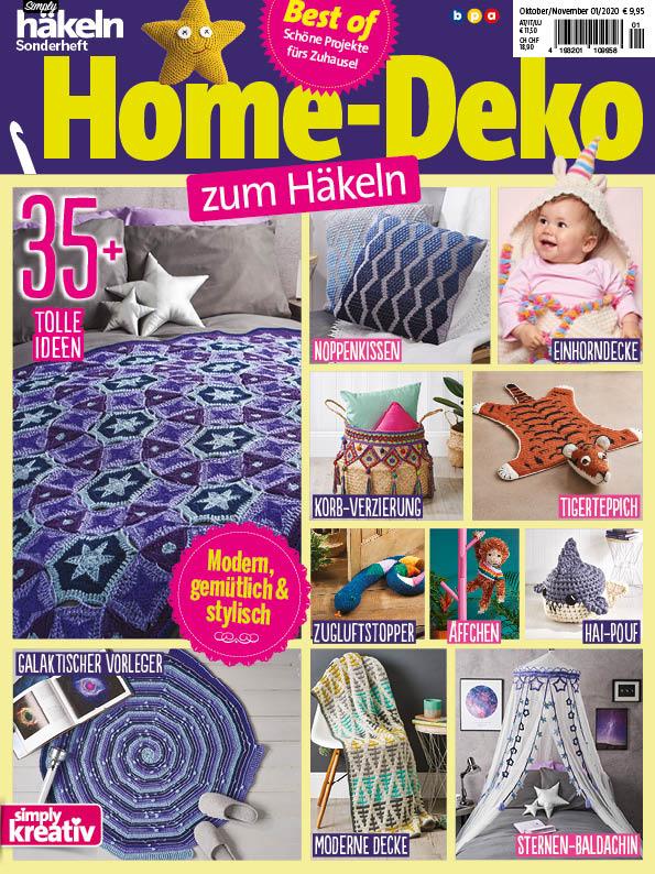 Best of Simply Häkeln Sonderheft – Home-Deko 01/2020