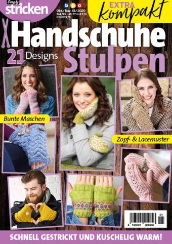 Simply Stricken Extra kompakt Handschuhe & Stulpen 01/2020