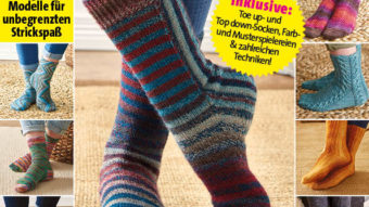 Best of Simply Stricken Socken 01/2020