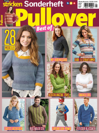 Simply Stricken Sonderheft Best of Pullover 01/2020