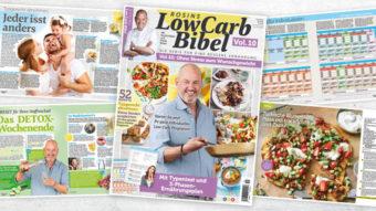 Rosins Low Carb Bibel Vol. 10