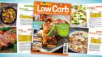 Simply Kochen Sonderheft Kompakt Low Carb 02/2020