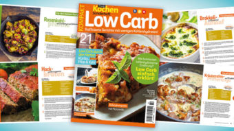 Simply Kochen Sonderheft Kompakt Low Carb 02/2020
