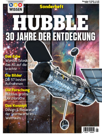 bpa Wissen Sonderheft: Hubble Teleskop – 01/2020